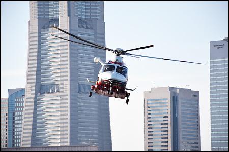 横浜消防出初式2014