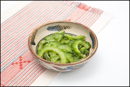 ゴーヤサラダ(ゴーヤーサラダ)
