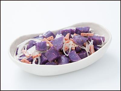 「シャドークイーン」のポテトサラダ